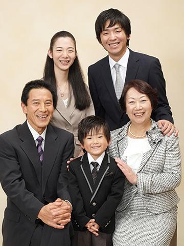 「家族写真 スタジオアリス」の画像検索結果